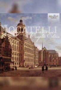 مجموعه آثار کامل پیترو لوکاتلی از لیبل بریلینت کلاسیک (Pietro Locatelli)