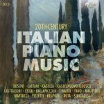 موسیقی پیانو ایتالیایی قرن بیستم از لیبل بریلینت کلاسیک (20th Century Italian Piano Music)