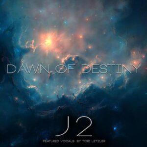آلبوم موسیقی تریلر Dawn of Destiny اثری از J2