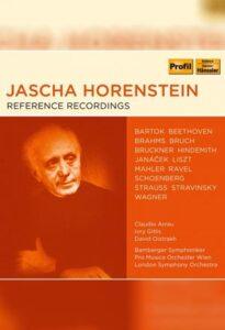 یاشا هورنشتاین – ضبط های مرجع (Jascha Horenstein)