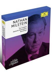 ناتان میلستین – مجموعه ضبط های کامل دویچه گرامافون (Nathan Milstein)