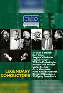 چهلمین سالگرد لیبل اورفیو – رهبران افسانه ایی (ORFEO 40th Anniversary Edition)