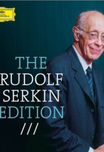 رودلف سرکین ادیشن (The Rudolf Serkin Edition)