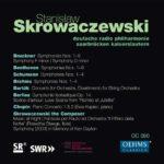 مجموعه نودمین سالگرد تولد استانیسلاو اسکروواچفسکی (Stanislaw Skrowaczewski)