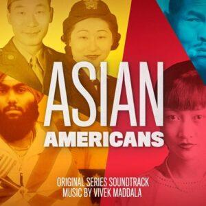 موسیقی متن سریال Asian Americans اثری از Vivek Maddala