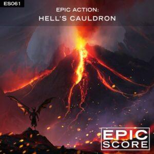 موسیقی تریلر Epic Action Hell's Cauldron اثری از Epic Score