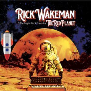 آلبوم موسیقی The Red Planet اثری از Rick Wakeman