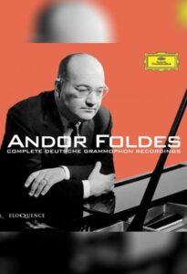 آندور فولدز مجموعه ضبط های کامل دویچه گرامافون (Andor Foldes)