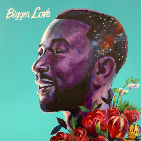 آلبوم موسیقی Bigger Love اثری از John Legend