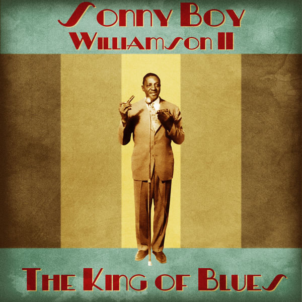 آلبوم موسیقی The King of Blues اثری از Sonny Boy Williamson II