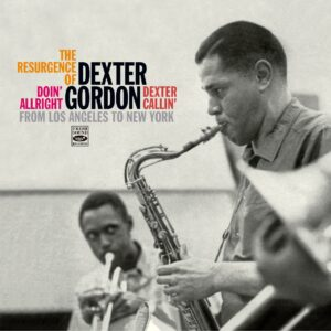 آلبوم موسیقی The Resurgence of Dexter Gordon اثری از دکستر گوردون (Dexter Gordon)