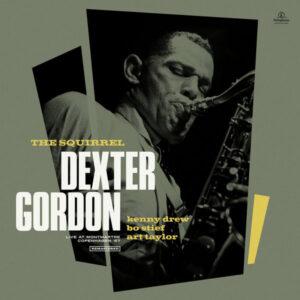آلبوم موسیقی The Squirrel اثری از دکستر گوردون (Dexter Gordon)