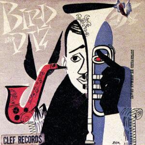آلبوم موسیقی Bird And Diz اثری از دیزی گیلیسپی (Dizzy Gillespie)
