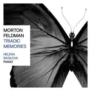 آلبوم موسیقی Morton Feldman اثری از هلنا باسیلووا (Helena Basilova)