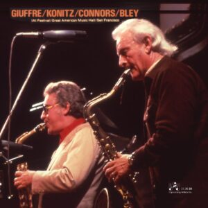آلبوم موسیقی Improvising Artists Festival اثری از Jimmy Giuffre