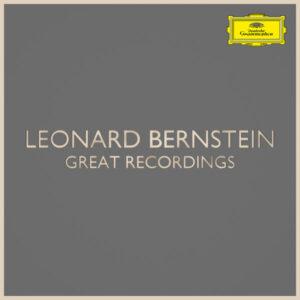 آلبوم موسیقی Bernstein Great Recordings اثری از لئونارد برنستاین (Leonard Bernstein)