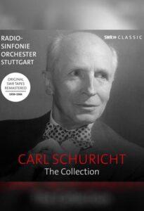 مجموعه کامل آثار کارل شوریچت (Carl Schuricht) از لیبل SWR Classic