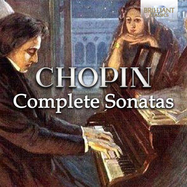 آلبوم موسیقی Chopin Complete Sonatas اثری از ولفرام اشمیت-لئوناردی (Wolfram Schmitt-Leonardy)