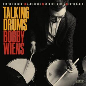 آلبوم موسیقی Talking Drums اثری از بابی وینز (Bobby Wiens)