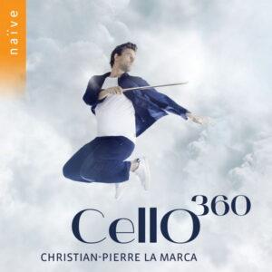 آلبوم موسیقی Cello 360 اثری از کریستین-پیر لا مارکا (Christian-Pierre La Marca)