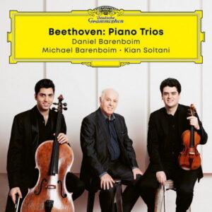 آلبوم موسیقی Beethoven Trios اثری از دانیل بارنبویم (Daniel Barenboim)