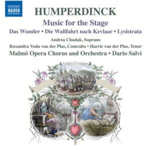 آلبوم موسیقی Humperdinck Stage Works اثری از داریو سالوی (Dario Salvi)