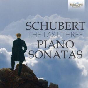 آلبوم موسیقی Schubert The Last Three Piano Sonatas اثری از Folke Naute, Frank van de Laar & Klára Würtz