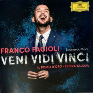 آلبوم موسیقی Veni, Vidi, Vinci اثری از فرانکو فاجیولی (Franco Fagioli)