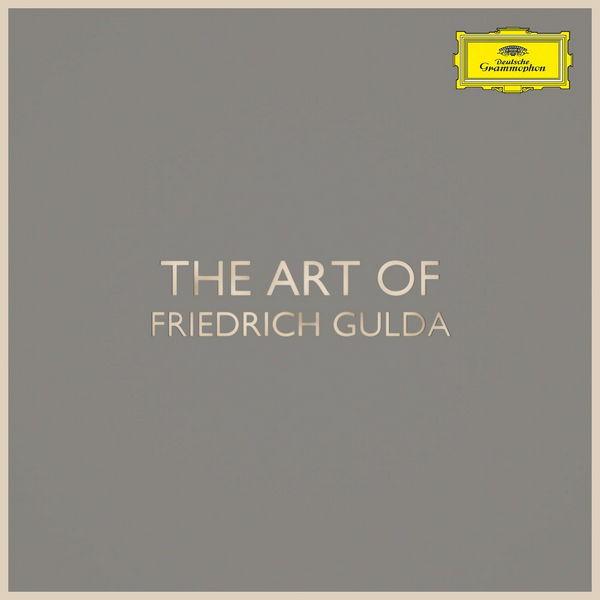 آلبوم موسیقی The Art of Friedrich Gulda اثری از فردریش گولدا