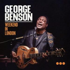 آلبوم موسیقی Weekend in London اثری از جورج بنسون (George Benson)