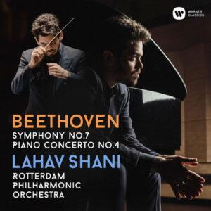 آلبوم موسیقی Beethoven_ Symphony No. 7 & Piano Concerto No. 4 اثری از لاهو شانی (Lahav Shani)