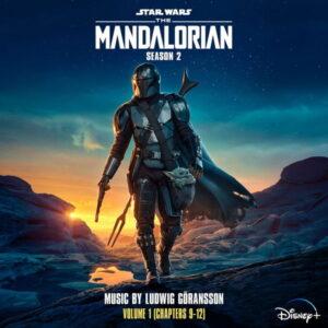 موسیقی متن فیلم The Mandalorian Season 2 Vol. 1 اثری از لودویگ گورانسون (Ludwig Göransson)