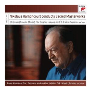 آلبوم موسیقی Nikolaus Harnoncourt Conducts Sacred Masterworks اثری از نیکلاوس هارننکور