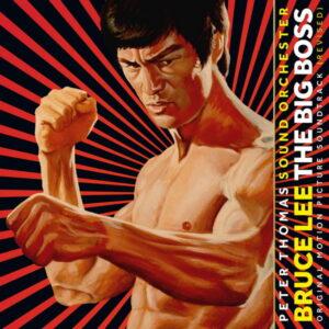 موسیقی متن فیلم Bruce Lee The Big Boss اثری از پیتر توماس (Peter Thomas)