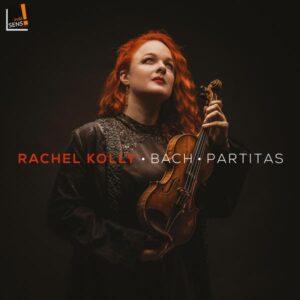 آلبوم موسیقی Bach Partitas اثری از Rachel Kolly d'Alba