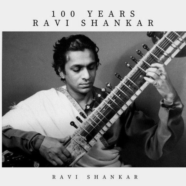 آلبوم موسیقی 100 Years Ravi Shankar اثری از راوی شانکار (Ravi Shankar)