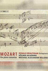 رونالد براوتیگام – کنسرتوهای پیانو کامل موتزارت (Ronald Brautigam)