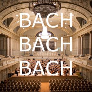 آلبوم موسیقی Bach Bach Bach
