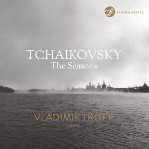 آلبوم موسیقی Tchaikovsky The Seasons اثری از ولادیمیر تروپ (Vladimir Tropp)