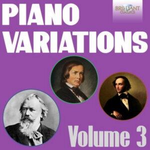 آلبوم موسیقی Piano Variations Vol. 3 اثری از ولفرام اشمیت-لئوناردی (Wolfram Schmitt-Leonardy)