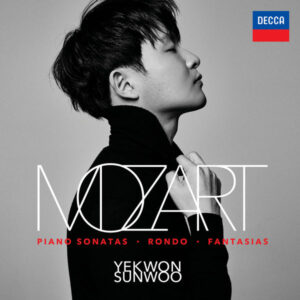 آلبوم موسیقی Mozart اثری از Yekwon Sunwoo