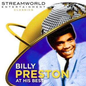آلبوم موسیقی Billy Preston At His Best اثری از بیلی پرستون (Billy Preston)