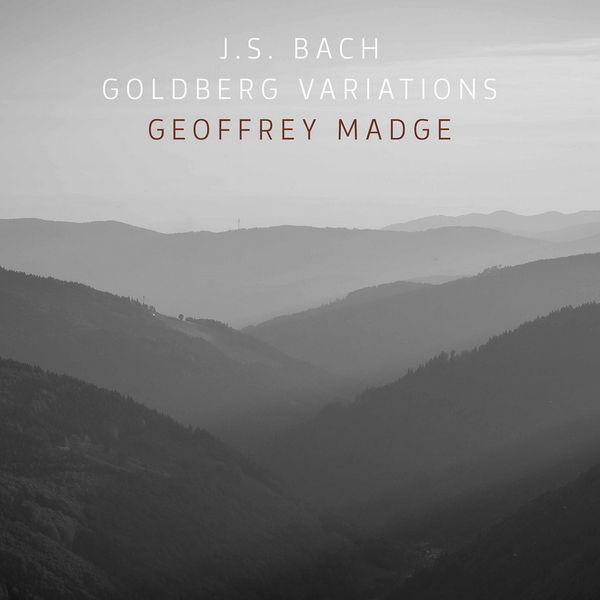 آلبوم موسیقی J.S. Bach Goldberg Variations BWV 988 اثری از جفری داگلاس ماج (Geoffrey Douglas Madge)
