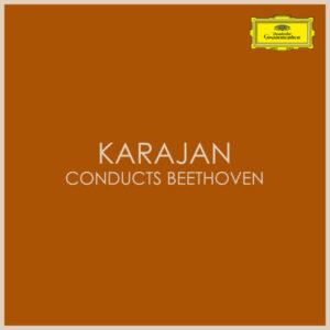 آلبوم موسیقی Karajan conducts Beethoven اثری از هربرت فون کارایان (Herbert von Karajan)