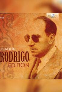 مجموعه خواکین رودریگو از لیبل بریلینت کلاسیک (Joaquin Rodrigo)