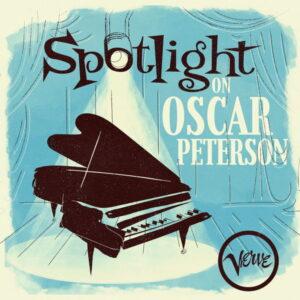 آلبوم موسیقی Spotlight on Oscar Peterson اثری از اسکار پترسون (Oscar Peterson)