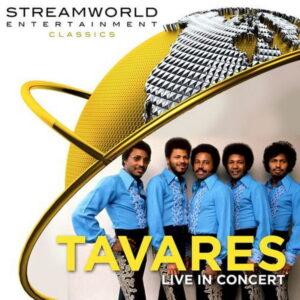 آلبوم موسیقی Tavares Live In Concert اثری از گروه تاوارس (Tavares)