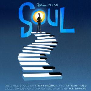 موسیقی متن انیمیشن Soul اثری از ترنت رزنر و آتیکوس راس (Trent Reznor & Atticus Ross)