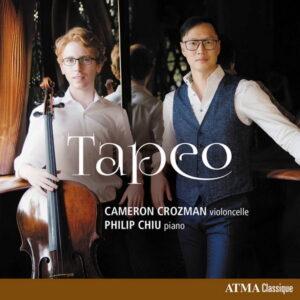 آلبوم موسیقی Tapeo اثری از کامرون کروزمن و فیلیپ چیو (Cameron Crozman & Philip Chiu)