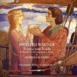 آلبوم موسیقی Wagner Tristan und Isolde WWV 90 اثری از کریستین بن (Christiane Behn)